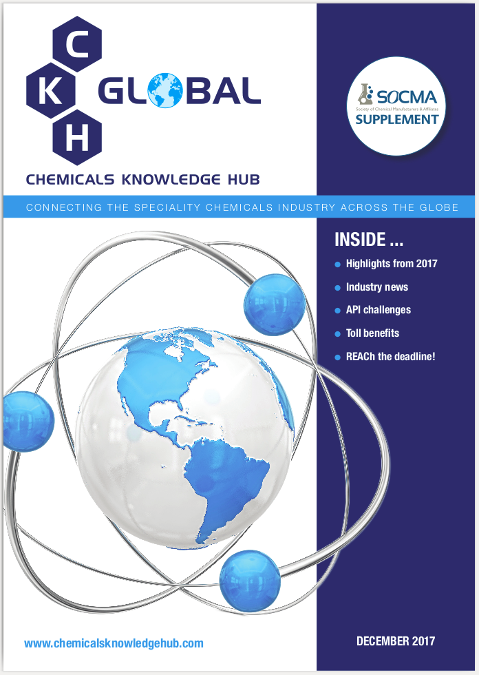 Download Speciality Chemicals World Magazine